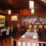 Restaurant Casa Madeirense Pizzaria in Funchal, Madeira Island